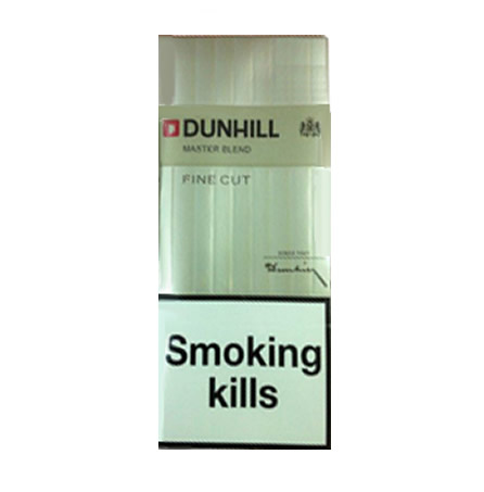 Are Dunhill silver menthol