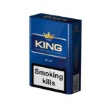 10 + 2 FREE King Blue King Size