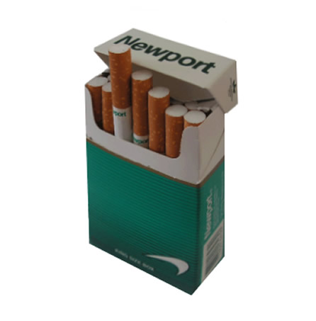 6 Cartons Newport Full Flavor King Box