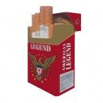 10 + 2 FREE American Legend King Size