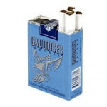 3 Cartons Gauloises Brunes Non Filter