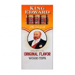 King Edward Wood Tip Original Cigars (5 Cigars)