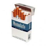 3 Cartons Monte Carlo Blue King Size