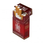 4 Cartons Pall Mall Filter King Size