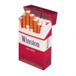 4 Cartons Winston King Size